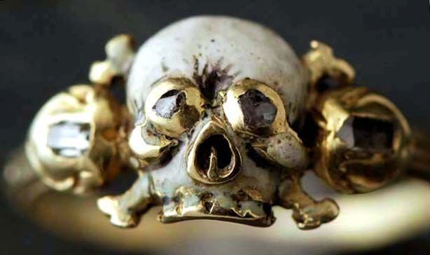 Memento Mori And Mourning Jewellery Talking Jewellery